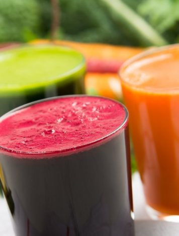 Weekend Juice Cleanse Recipes