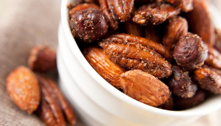 Spicy Nut Recipe