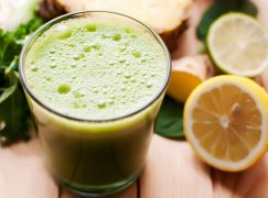 Beat the Bloat with Juice!