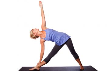 Asana From Every Angle: Triangle Pose