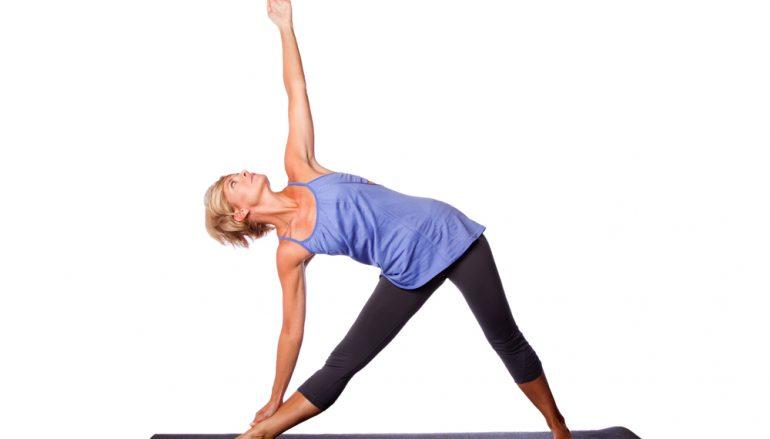 Asana From Every Angle: Triangle Pose