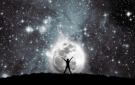 Good Vibes Only: Harnessing the Positive Energies of a Full Moon