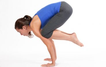 Asana From Every Angle: Crow Pose