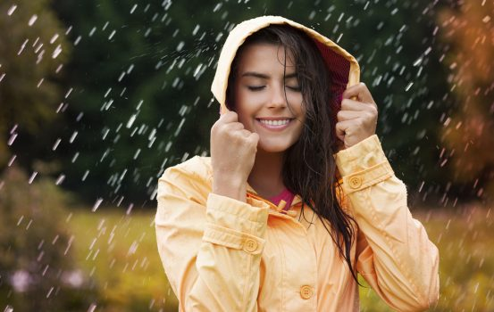 Rainy Days, Mondays: How to Weather Your Life