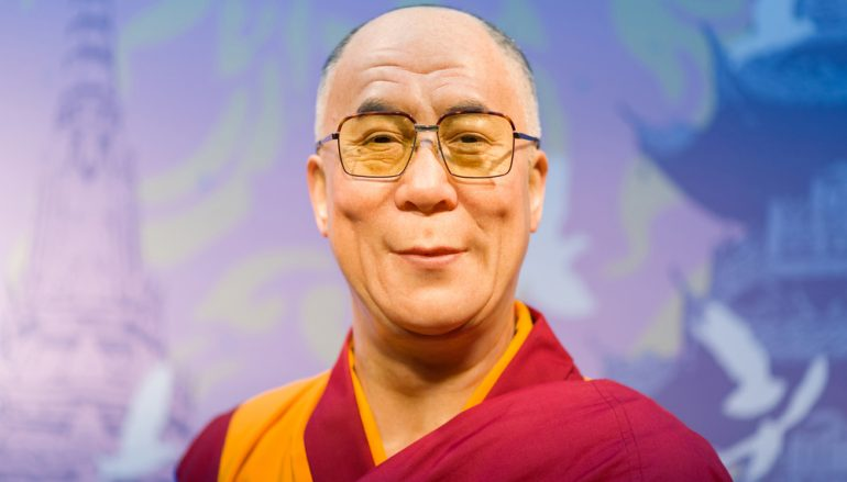Quotes by the Dalai Lama To Celebrate his 80th Birthday!