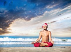 3 Easy Meditation Hacks To Keep You Sane This Season