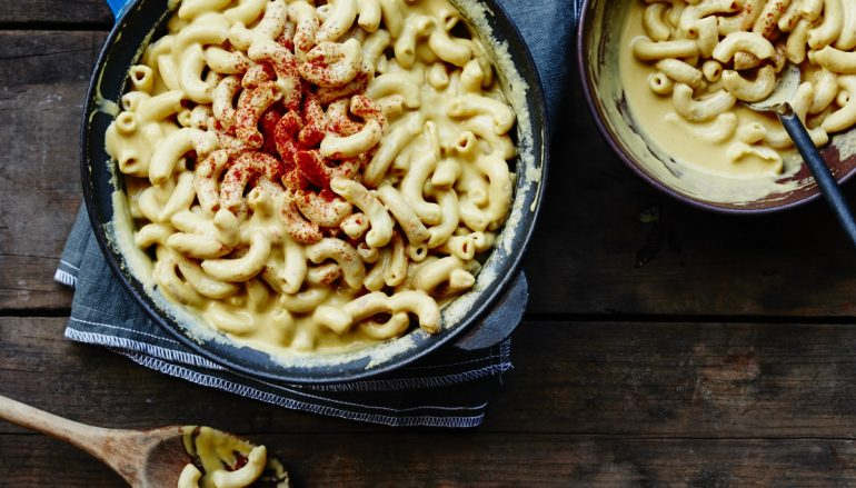 Dairy-Free Mac & Cheese