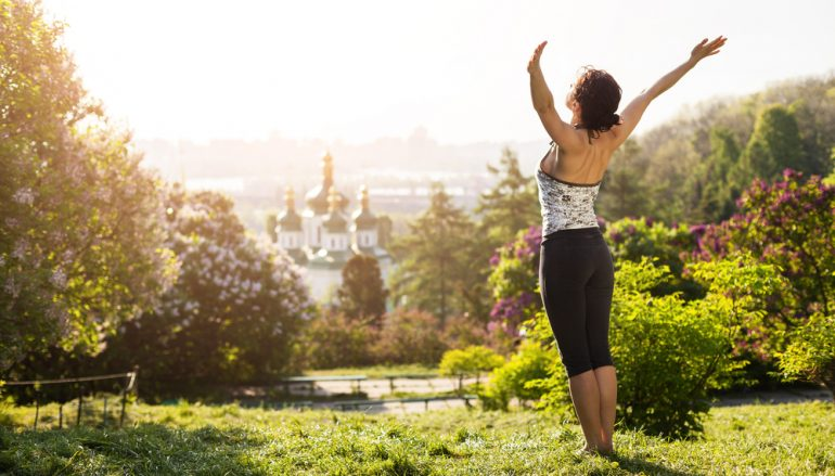 Finding the Happy Path with Yoga