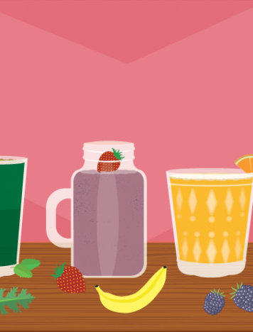 The Ultimate Infographic Guide to Juicing + Benefits