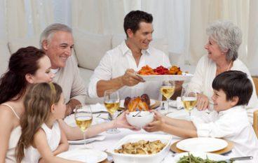 Eating Heathfully During The Holidays