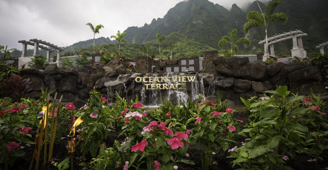 Finding Peace and Spirituality at Ocean View Terrace