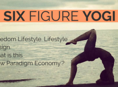 Freedom Lifestyle. Lifestyle Design. What is this 'New Paradigm Economy'?