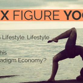 Freedom Lifestyle. Lifestyle Design. What is this 'New Paradigm Economy'?