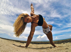 Owning It: Yoga Digest Podcast w/ Kerri Verna, a.k.a. @beachyogagirl