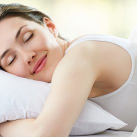 A Holistic Approach to a Better Night's Sleep (Infographic)