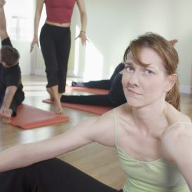 5 Signs You're Faking Yoga