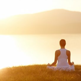 Meditation w/ Julie: Just This Moment