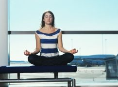 Meditation with Julie: Travel De-stress
