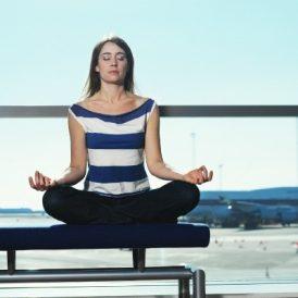 Meditation with Julie: Travel De-stress