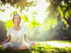 Meditation with Julie:  Committing to your Purpose