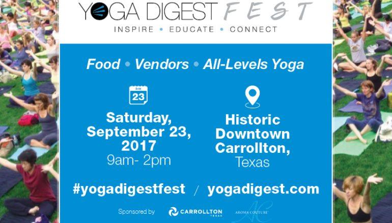 Yoga Digest FEST!