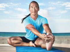 Rodney Yee:  Yoga Digest Now Podcast