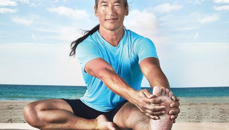 Rodney Yee:  Yoga Digest Now Podcast