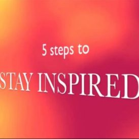 5 Ways to Stay Inspired in Yoga