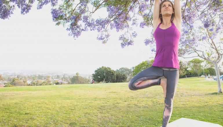 6 Reasons to Take Your Yoga Practice Outside