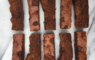 Paleo Chocolate Chip Banana Bread