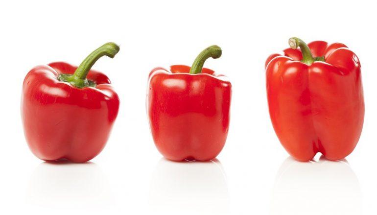 Raw Red Pepper Dip