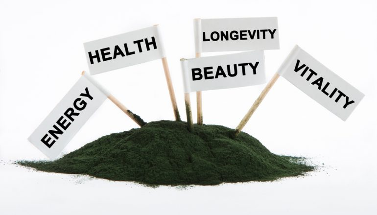 Yet Another Reason To Love Spirulina
