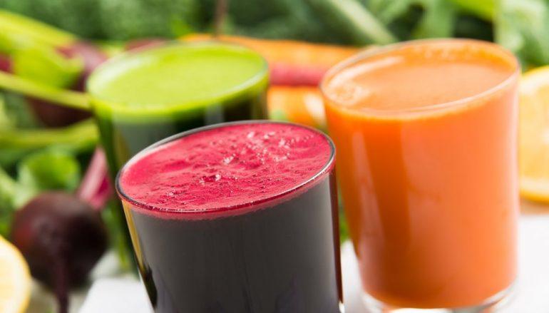 Weekend Juice Cleanse Recipes