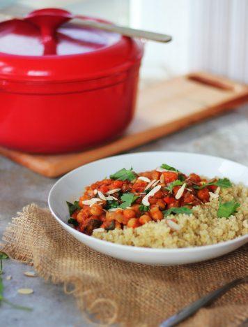Marrakesh Chickpea Stew