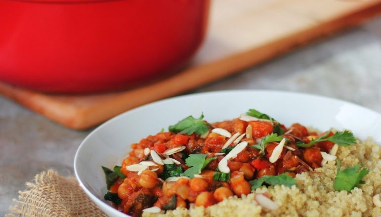Marrakesh Chickpea Stew