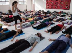 When the Student Becomes the Yoga Teacher