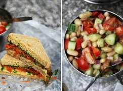 Try this Greek Style Picnic for Meatless Monday, Includes Dessert