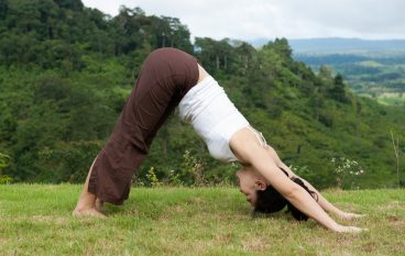 6 Benefits of Downward Facing Dog