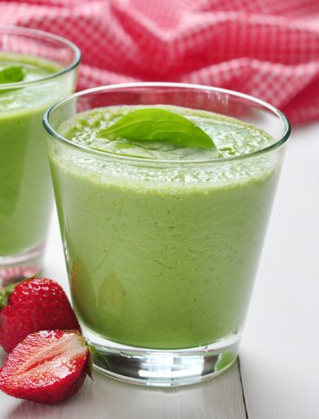 My Easy Green Smoothie