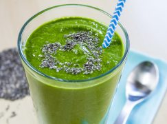 Add Chia to Your Juice for an Energy Boost
