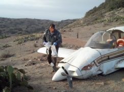 Yoga Helps Heal Flight Crash Victim