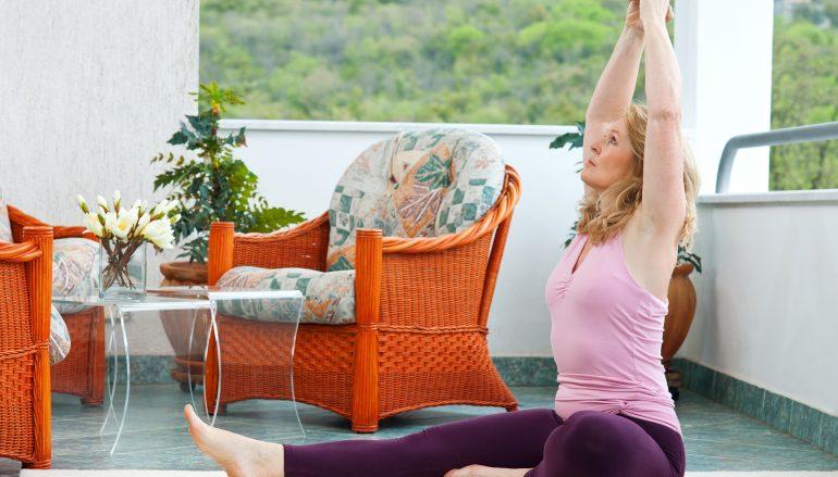 Free Yoga App for International Day of Yoga!