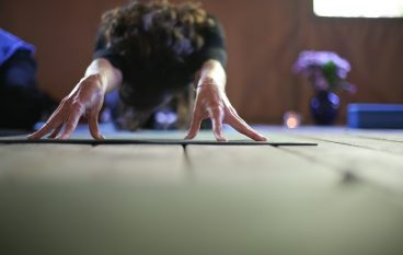8 Yoga Poses to Enliven Your Hands and Your Practice