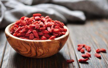Goji Berries:  Put the Super In Super Food