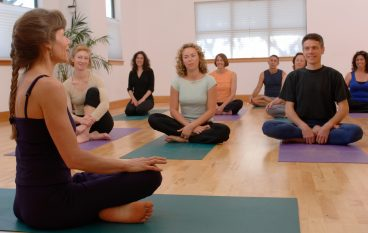 Yoga Decreases Stress by 20 Percent in Fertility Patients