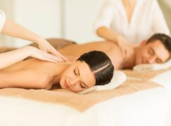 5 Reasons To Go Get A Massage! (As if you need that many!)