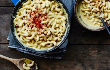 Dairy-Free Mac & Cheese