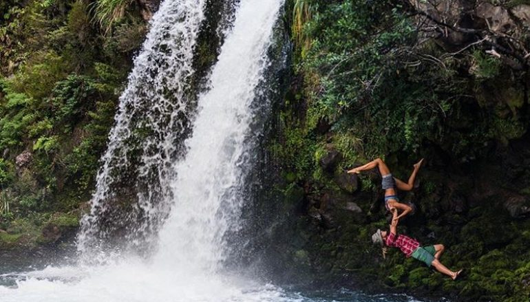 The Yoga Digest Top 5 Adventure Yogis