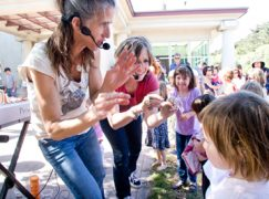 Sharing Nature with Children — Slow Down, Get Dirty and Celebrate!