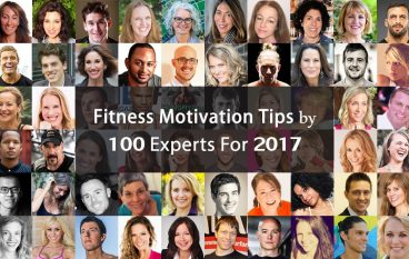 How To Motivate Yourself To Workout: 100 Experts Reveal Their Top 3 Tips For 2017